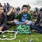 Celebrating 4/20 with London's Weed Fanatics