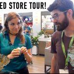 ATRIUM Dispensary Tour (LEGAL WEED STORE!!)